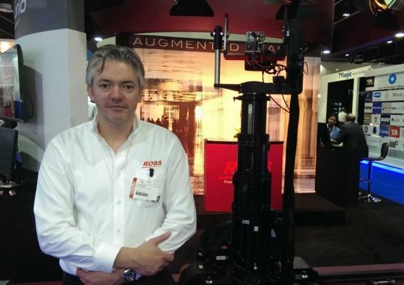 Stuart Russell, Ross Video.