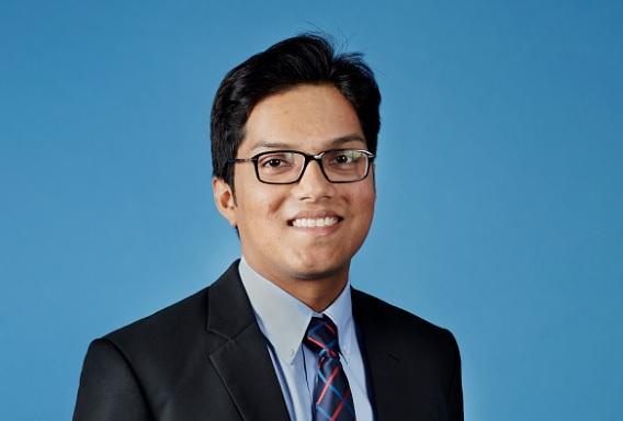Raj Varma, head of the mobility sales group at Samsung Gulf Electronics.