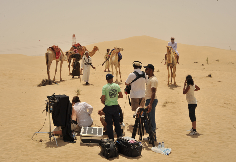 Pyramedia's Changing Sands, a documentary about the formation of the UAE, is set for release in August.