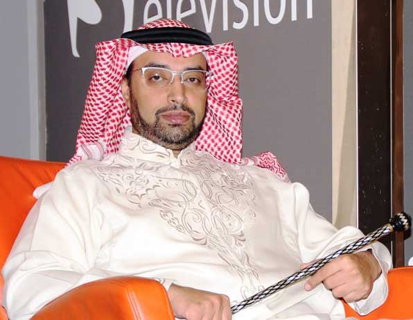 Dr Raed Khusheim, CEO of Selevision.
