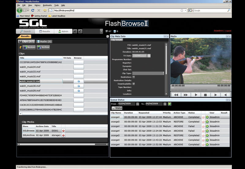 SPECIAL REPORTS, Exhibitions coverage, Nab 2010