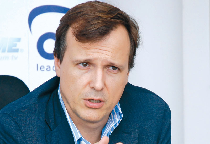 Marc-Antoine has been appointed CEO of the new company.