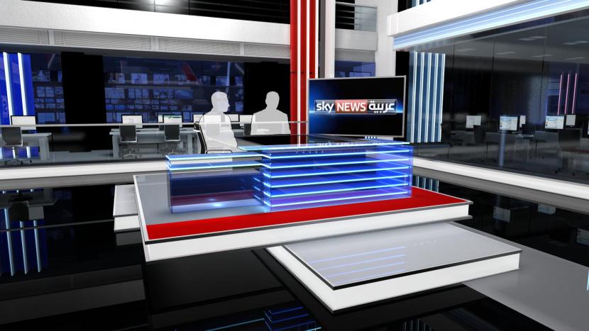 Broadcast, Launch, Sky News Arabia, News, Broadcast Business