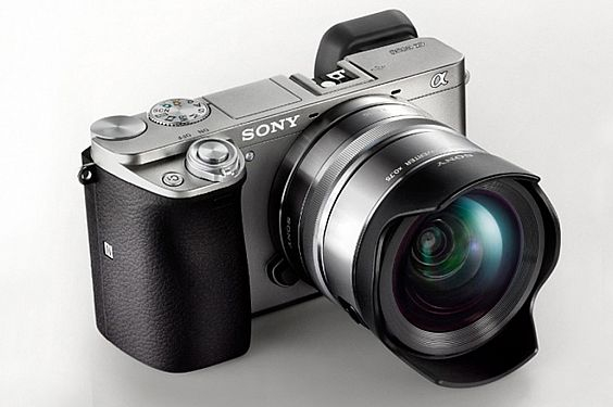 The Sony Alpha A6000 comes with a 24.3MP Exmor APS HD CMOS sensor and BIONZ X processor.