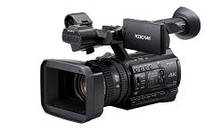 Sony PXW-Z150.