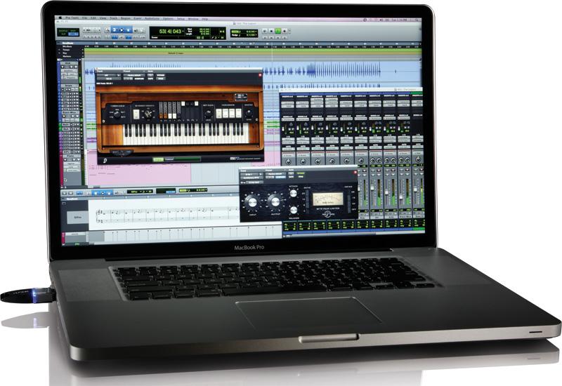 Pro Tools HD 9.