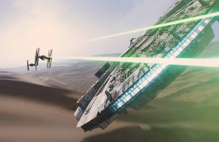 Abu Dhabi showcased in new Star Wars teaser, Star Wars The Force Awakens, Twofour54, News, Content production