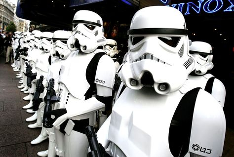 Disney confirms Star Wars VII has started filming, News, Content production