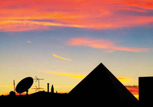 Satellite television transmission piracy remains rampant in the Levant and North Africa. AAG recently estimated that more than 75 percent of all pay T