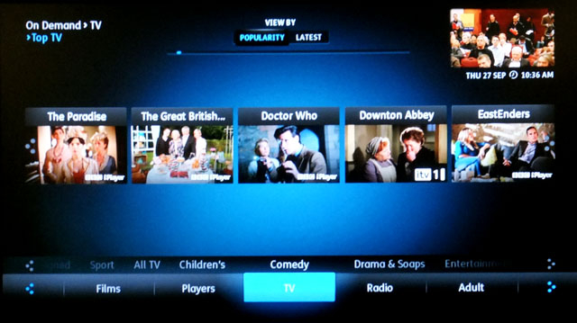 TalkTalk looking to streamline IPTV delivery via YouView platform