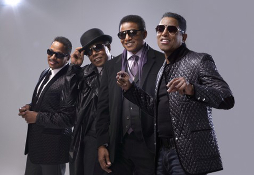 The Jacksons will ring in the New Year.