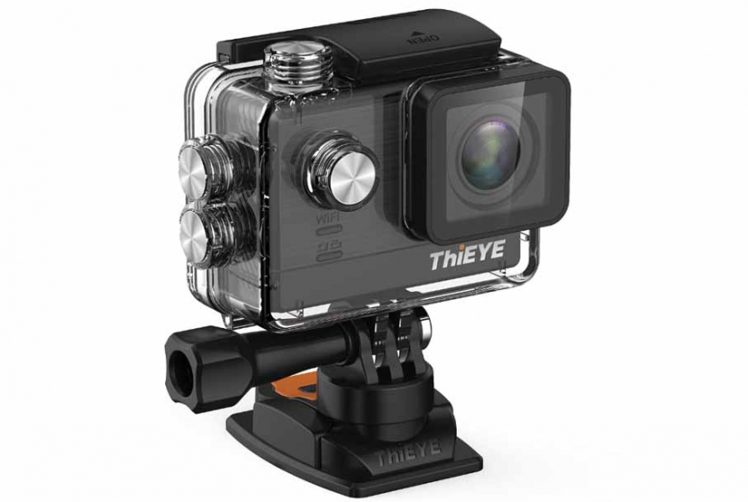 ThiEYE Ultimate 4K Action Camera T5, Content production