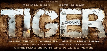 Tiger Zinda Hai will be directed by Ali Abbas Zafar.