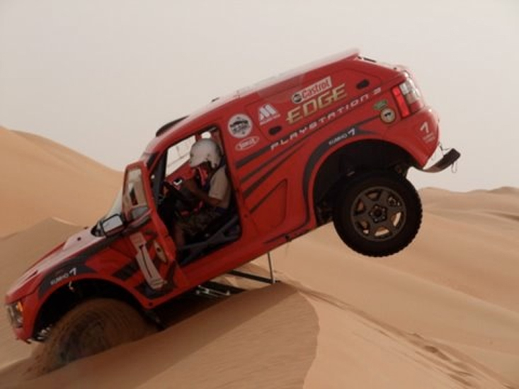 On Location: Top Gear in the UAE