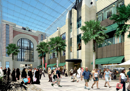 The Grove will feature a 100 tonne retractable roof structure.