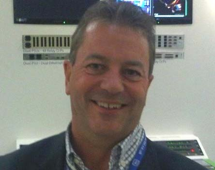 Chris Exelby, MD, TSL Products.