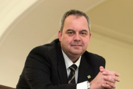 Chris Phillips, director of services