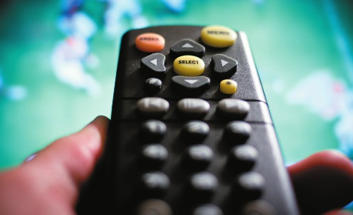 Demand for TV set top boxes is helping drive sales of broadband-enabled tech.