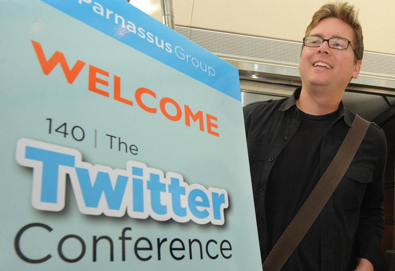 Twitter co-founder Biz Stone.