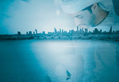 Oceans Apart, written by Mulder, would cost $ 11m to produce entirely in the UAE.