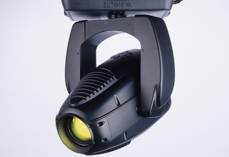 The Vari-Lite VL300 Spot.