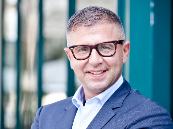 Raffaele Annechino, the company's EVP for South Europe, Middle East & Africa.
