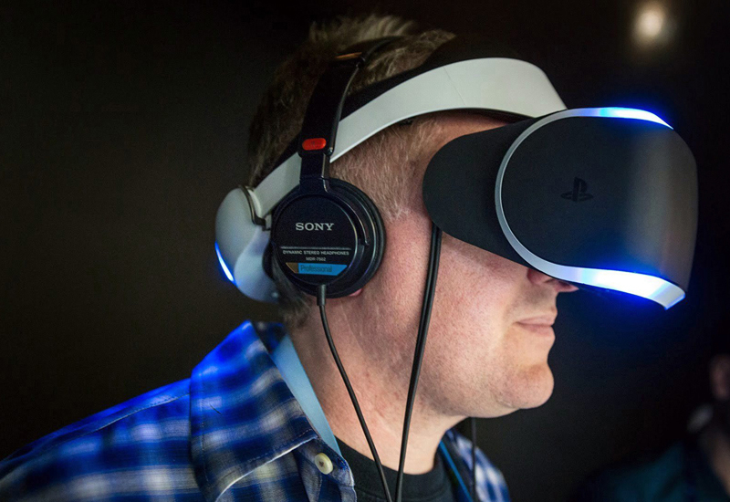 Virtual reality headsets are becoming an increasingly familiar sight.