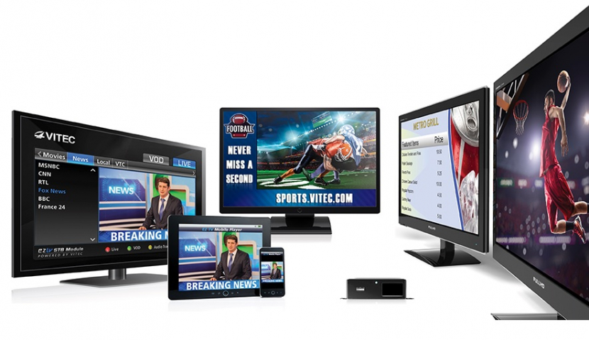 IPTV users benefit from low-latency playback.