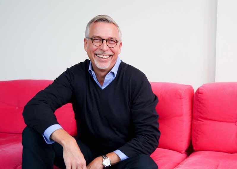 Adam Lewis, CEO, Voddler Group.