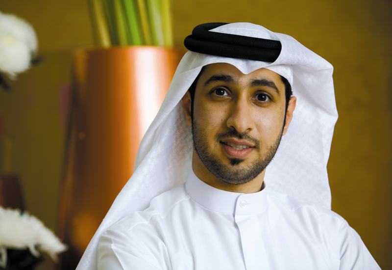 Abdul Hadi al Sheikh, managing director and CEO of LIVE.