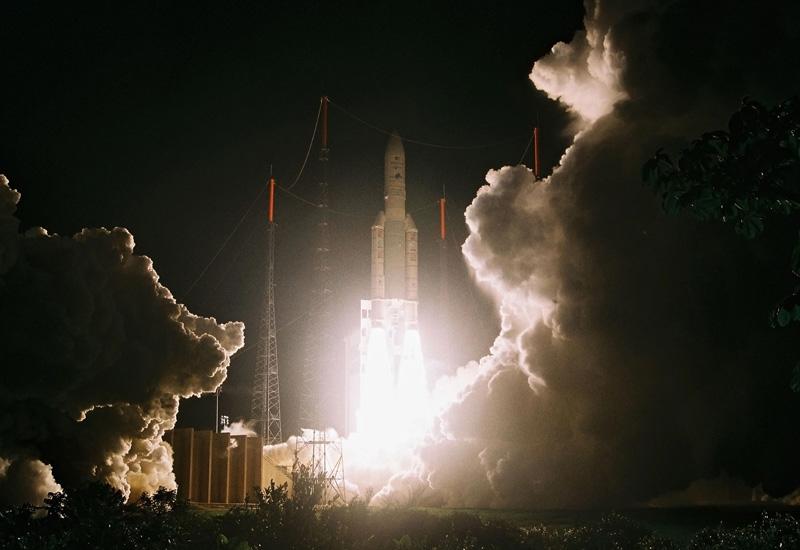 Arabsat, Arabsat 5A, Ariane 5, Arianesapce, Launch, Nilesat, Nilesat 201, Satellite, News, Delivery & Transmission
