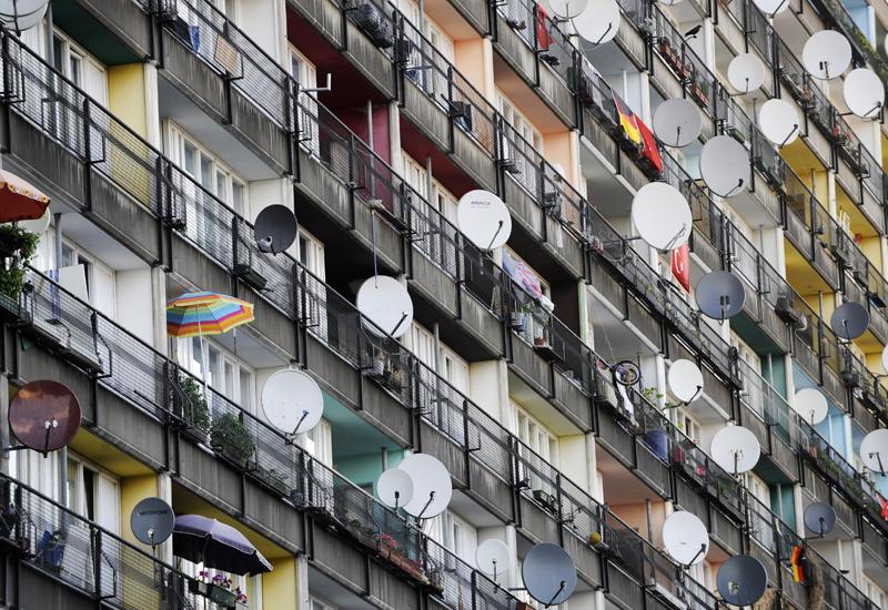 FTA satellite TV dominates the Middle East broadcasting industry.