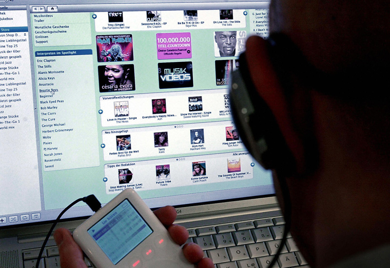 Legitimate sources such as iTunes are still receiving revenue from UK file sharers.