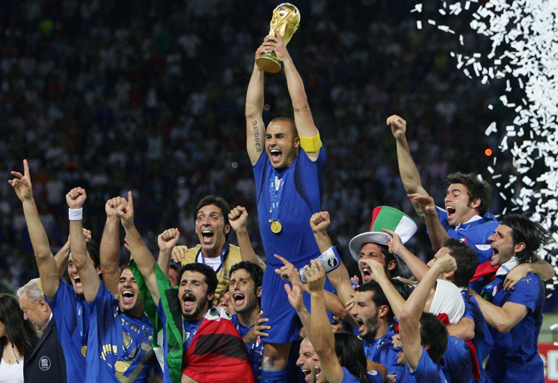 The World Cup was included in the sports content Al Jazeera purchased from ART.