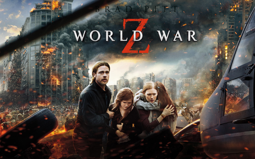 Starting off the list at number 10 was World War Z pulling in  6.7 million downloads.