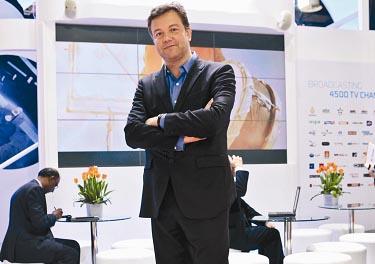 Yassine Dahbi, MD Eutelsat Middle East.