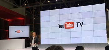 YouTube's live TV network will launch in next few months