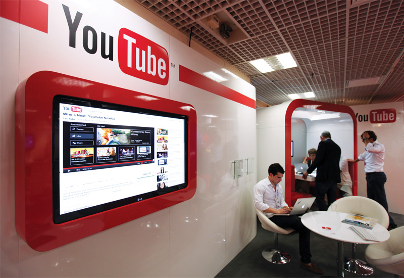 YouTube's offices.