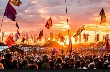 Broadcast, Ed Sheeran, Festival, Glastonbury, Radiohead, SIS Live, News, Delivery & Transmission