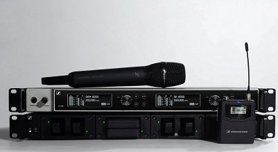 Sennheiser started its Digital 6000 Demo Tour in the Middle East this week.
