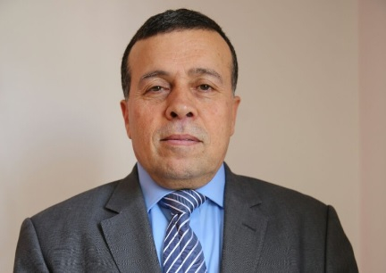 Mohammed al Ajlouni, president of ABS Network.