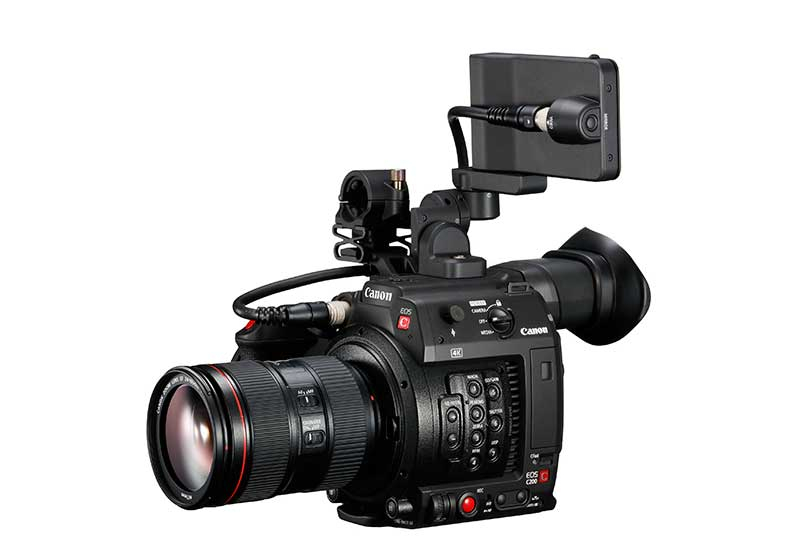 Canon Europe will be focused on its professional imaging range at IBC.