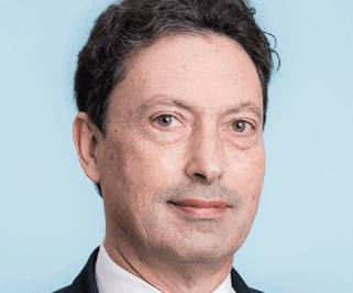 Michel Azibert, Eutelsat