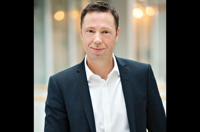 Fredrik Tumegård, CEO of Net Insight