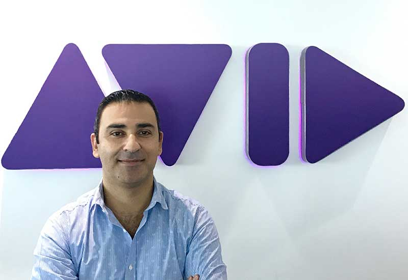 Hicham Ismail, Solution Architect, Avid