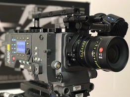 ARRI Rental worked with CW to make sure the Leica Thalia lenses were compatible with its ALEXA 65 camera system.