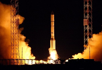 AsiaSat 9, AsiaSats most powerful satellite, successfully lifted off from Baikonur on 29 September 2017.