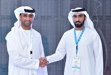 Fahad AlHassawi and Mohammad Al Mazroui.
