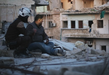 Last Men in Aleppo is among the films to be shown as part of the Muhr Feature category.