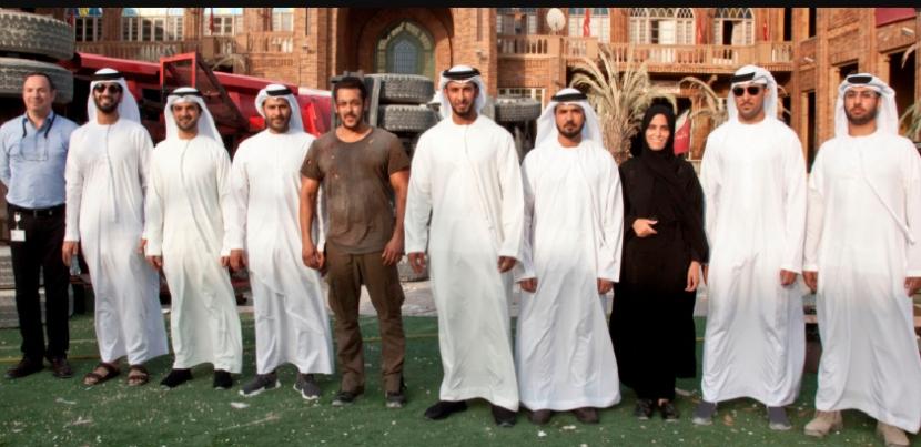 Abu Dhabi, Salman khan, Tiger Zinda Hai, News, Content production